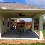 Building A Hip Roof Patio Cover