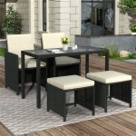 Clearance Patio Dining Tables