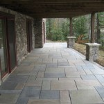 Covering Concrete Patio With Pavers
