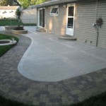 Diy Pouring Cement Patio