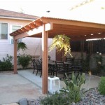 How To Build An Outside Patio Cover