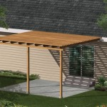 How To Build Patio Cover Plans