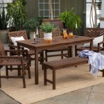 Outdoor Patio Dining Set Clearance
