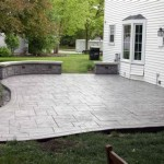 Pictures Of Concrete Decks And Patios