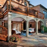 Pictures Of Patios Under Decks